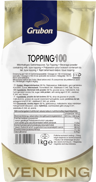Grubon Topping 100